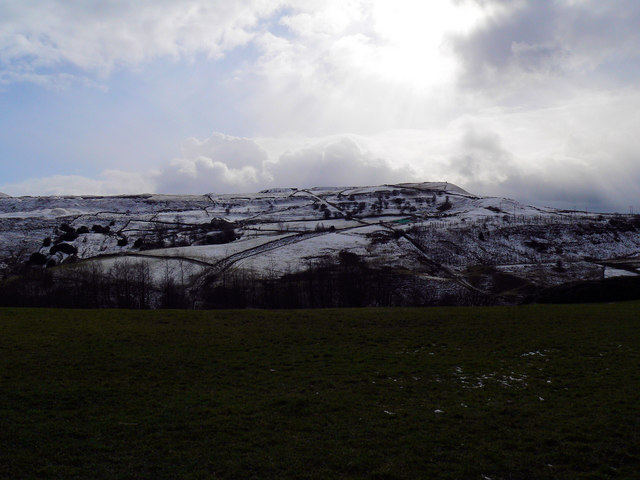 Higher Lench Rossendale Valley