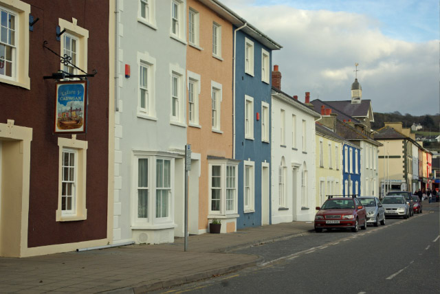 Market Street, Aberaeron