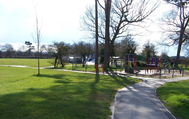 Skate Park & Play Ground-Fareham