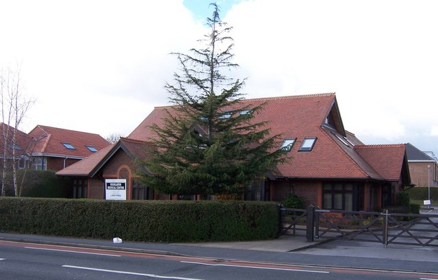 Medical Centre,Highlands Road-Fareham