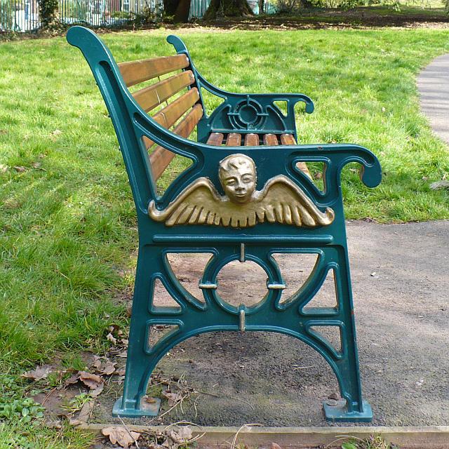 Park Bench, Belle Vue Park