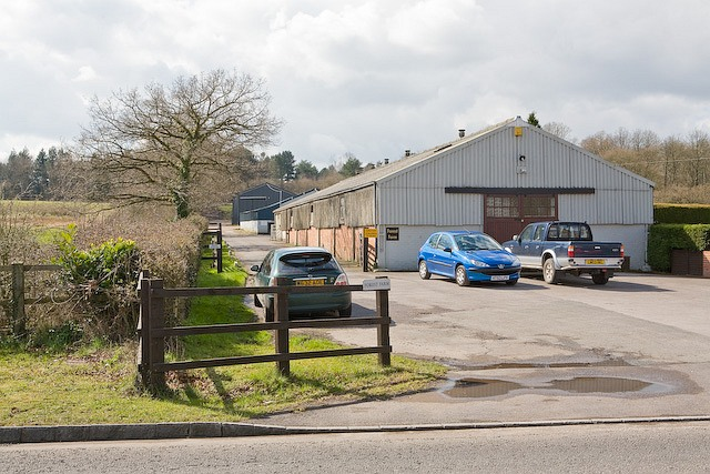 Forest Farm, Forest Road, Denmead