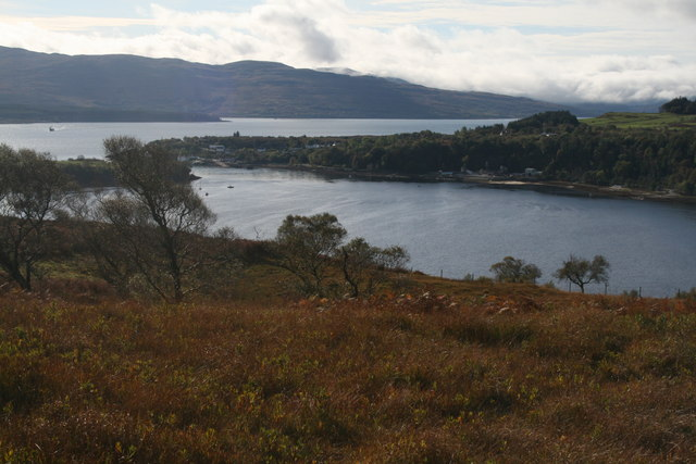 Loch Aline from Lon Breabaig