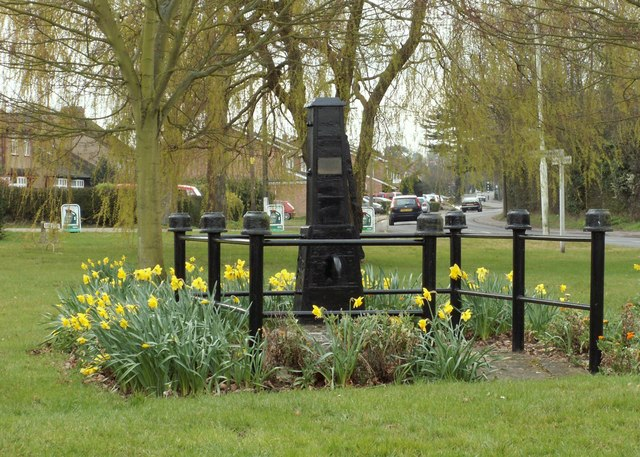 The old village pump at Galleywood