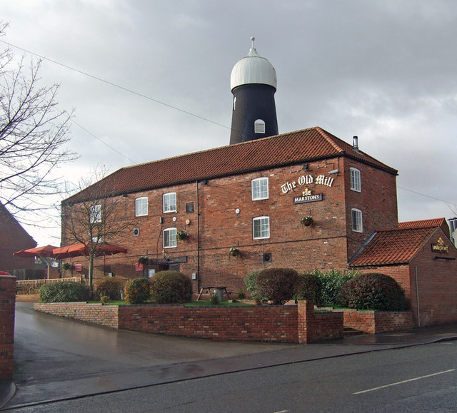 The Old Mill Public House