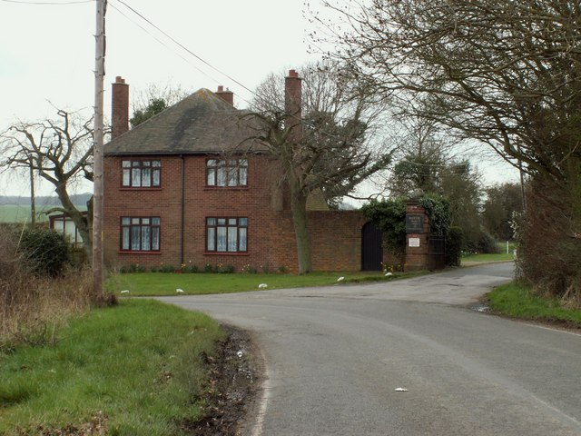 The Lodge to Baddow Park
