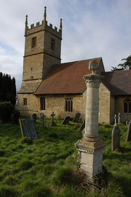 Great Comberton Church