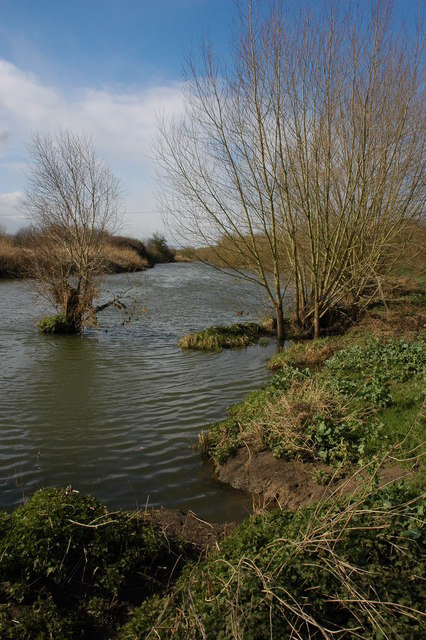 The River Avon at Great Comberton