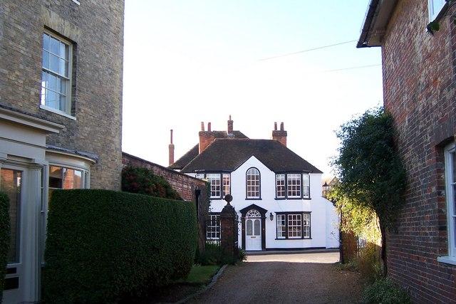 Nice old house-Emsworth