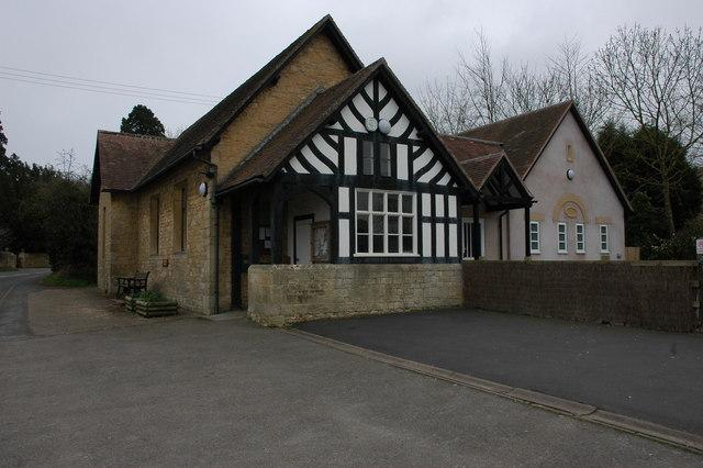 Little Comberton Village Hall