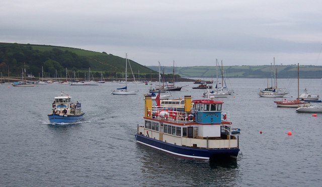 Harbour Cruise Boats-Falmouth