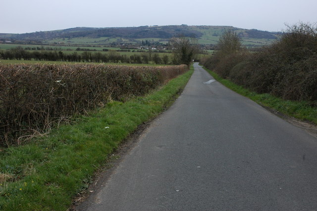 Road to Little Comberton