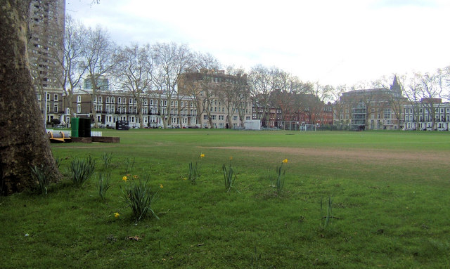 Vincent Square, Westminster, London SW1