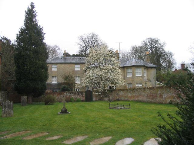 The old rectory, Avington