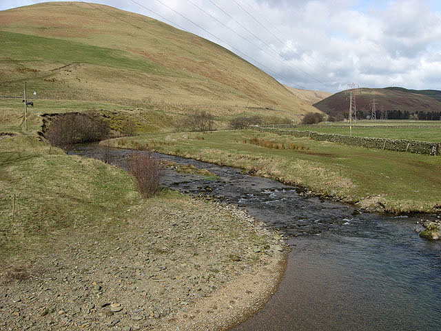 The Ewes Water