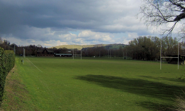 Lewes Rugby Football Club Ground, East Sussex