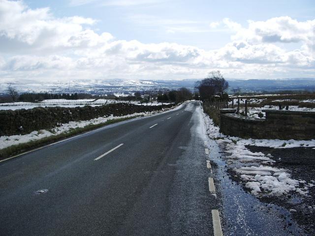 Slaidburn Road