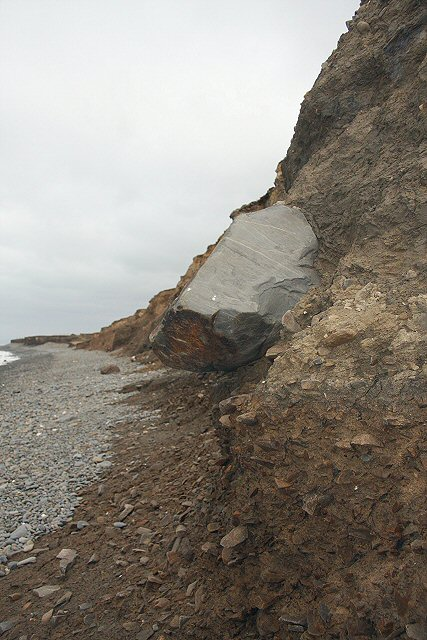 Graig Ddu cliffs