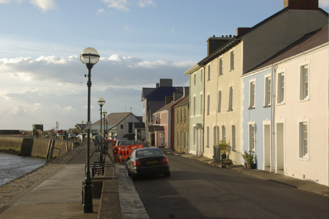 Quay Parade, Aberaeron