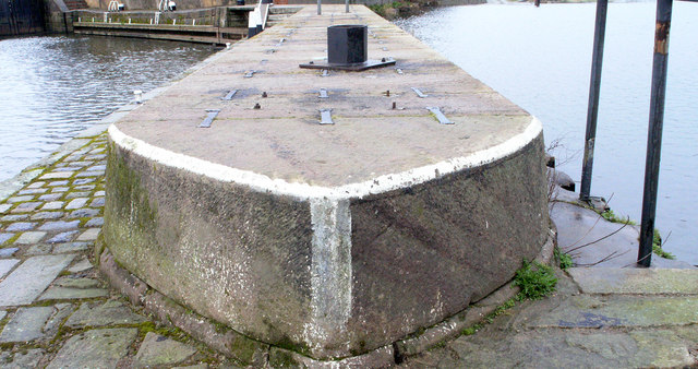 Beeston Lock jetty