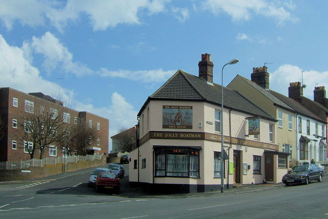 The Jolly Boatman, Lewes Road, East Sussex