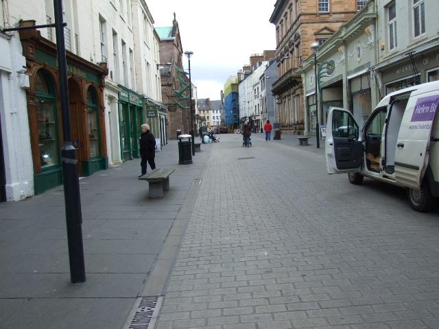 St. John Street, Perth