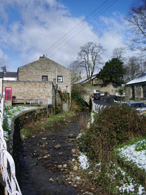 Waddington Brook, Waddington