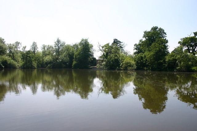Matching Pond, Matching Hall, Essex
