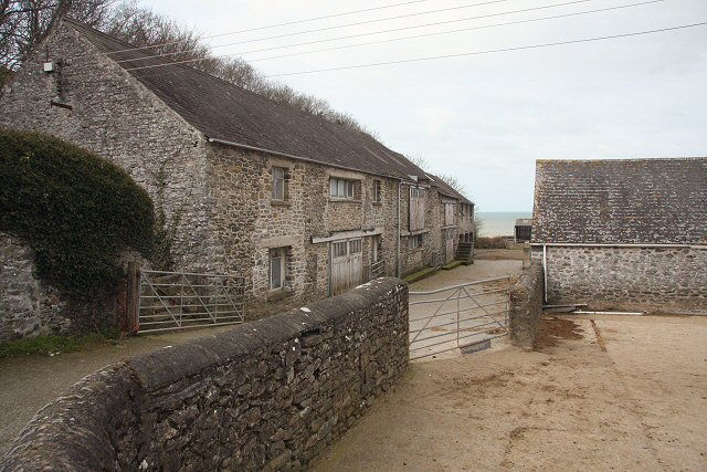 Morfa Mawr Farm