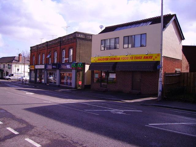 Andover - Western Road Road