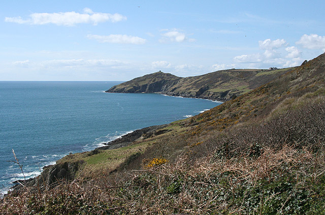 Malker with Rame: towards Rame Head