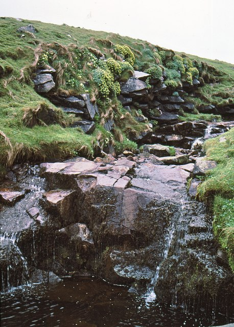 Crystal waters of  Abhainn Mhor