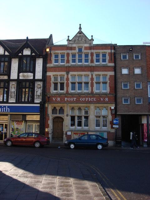 Post Office, Bury St Edmunds