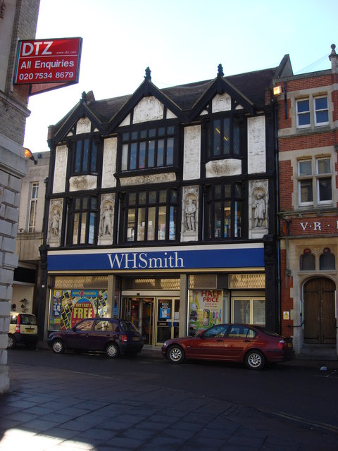 WHSmith, Bury St Edmunds