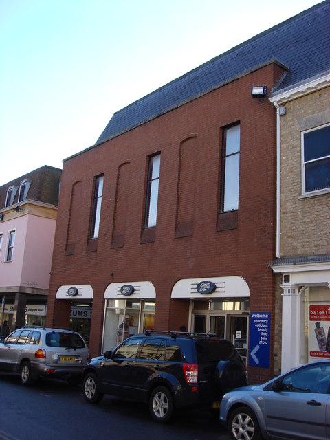 Boots, Bury St Edmunds