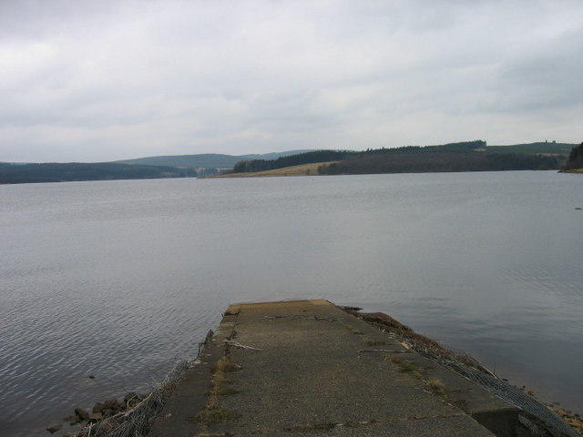 Kielder Water from Plashetts Jetty