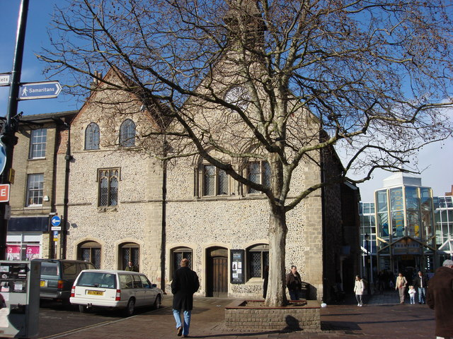 Moyse's Hall museum
