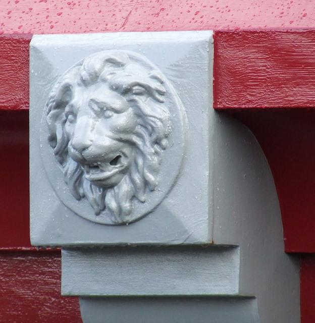Abercorn bridge detail
