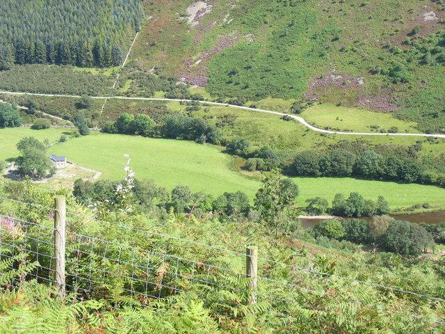 The meadow at Dol-y-clochydd