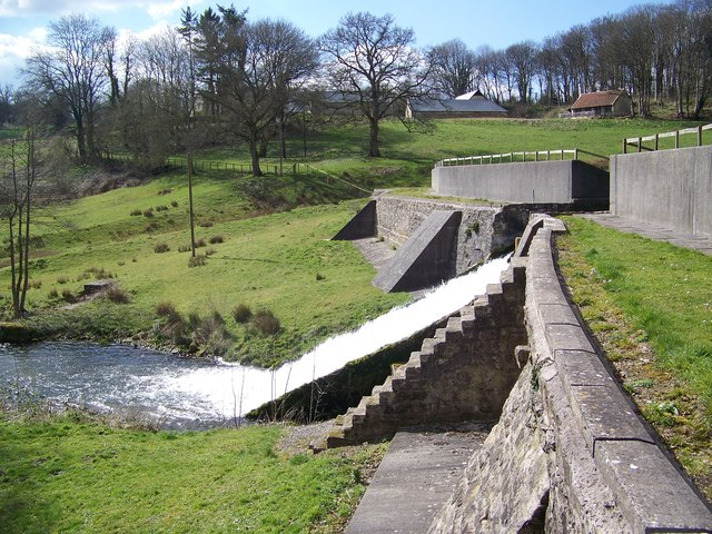 Dam, Fonthill Lake