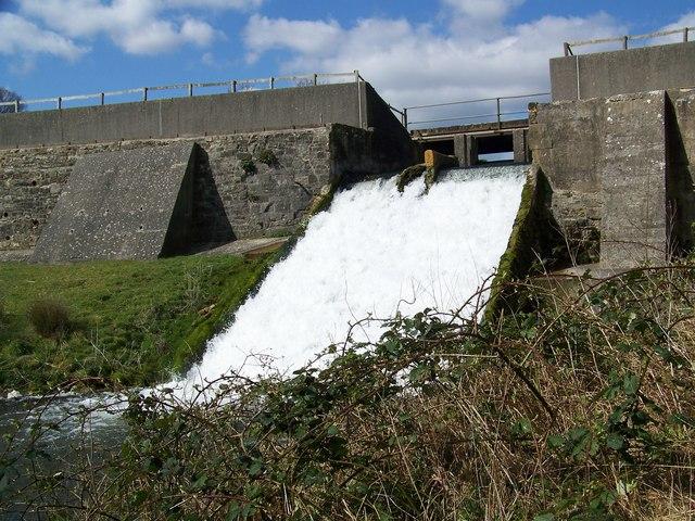 Cascade, Fonthill Dam