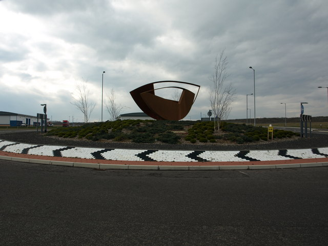 Public Art At The New North Seaton Industrial Estate