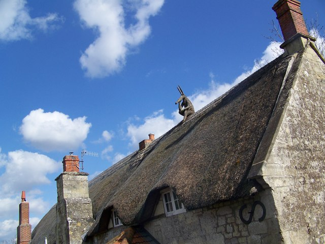 Roof, Academy Cottage