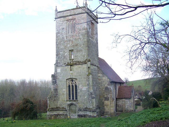 St John the Baptist Church, Ebbesbourne Wake
