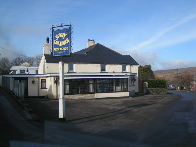 Jolly Colliers pub