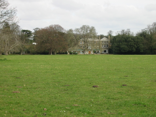 Quex house and museum from Manston Road