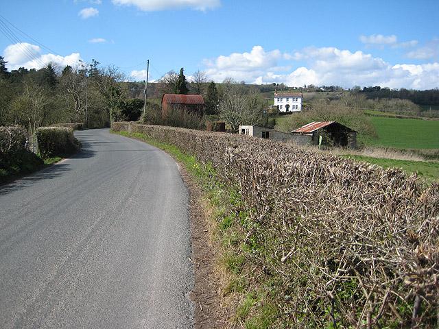 Road to Littledean