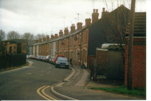 Lower Brook Street 1998