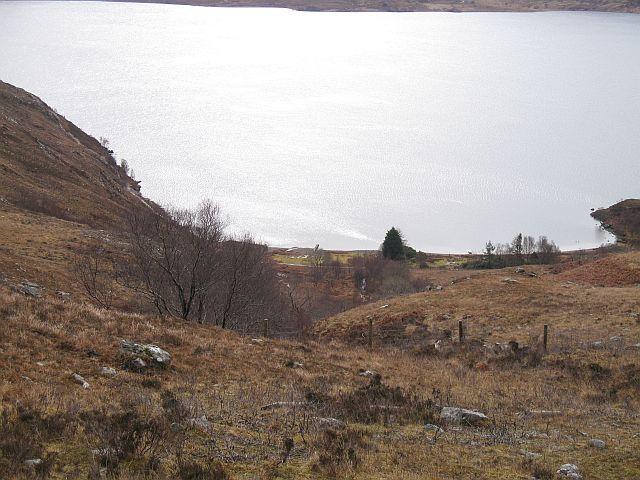Loch Morar, Inbhir Beag
