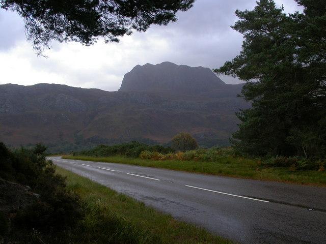 Road, Bridge of Grudie